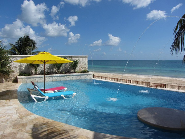 Mexico Vacation Rental Beach House - Jennings Properties